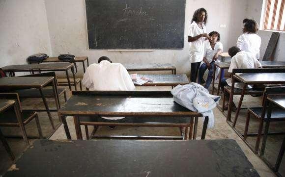 Sala de aula | Ampe Rogério/RA