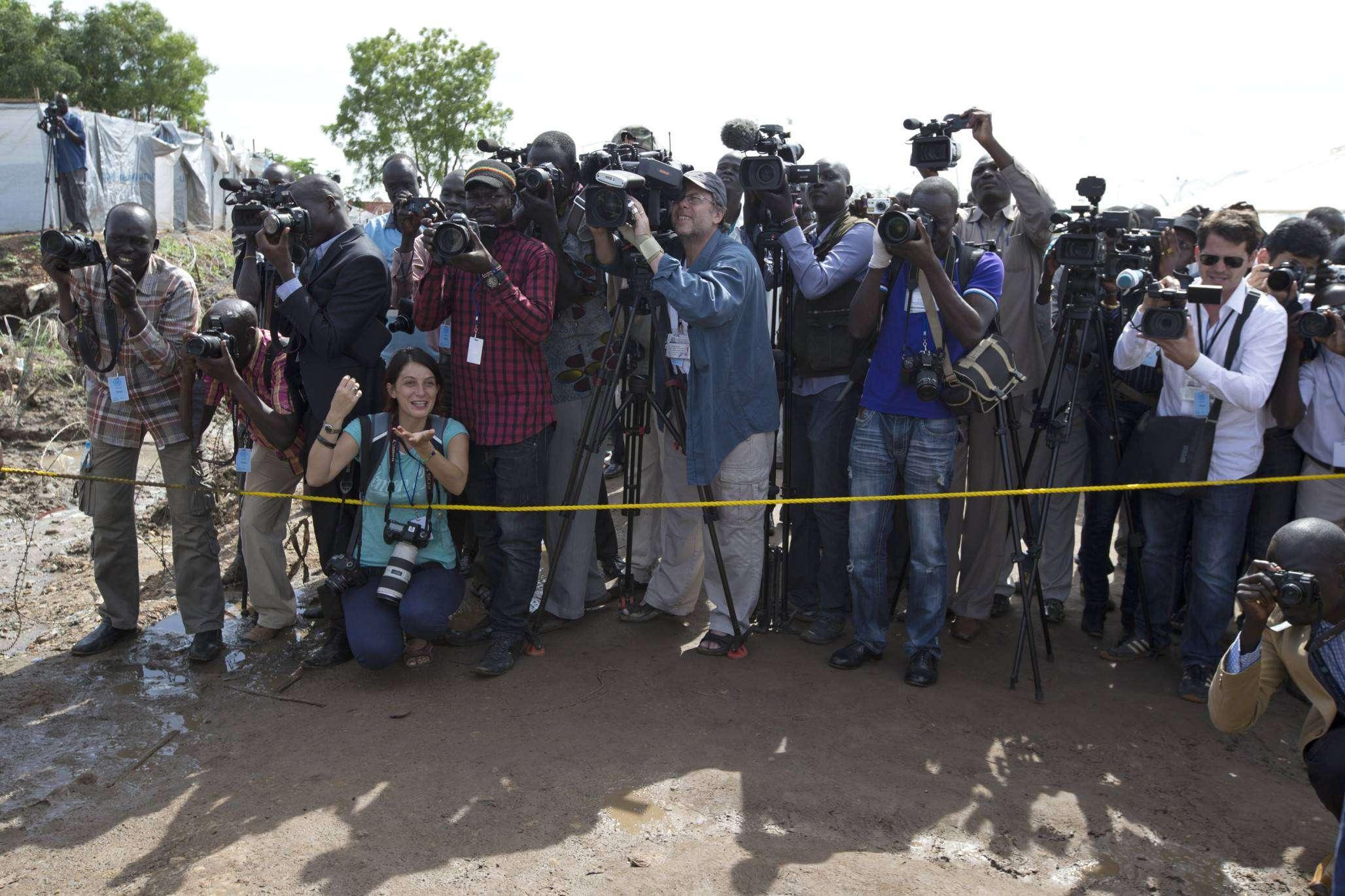 Mais De 60 Jornalistas Mortos Em 2015 Rede Angola