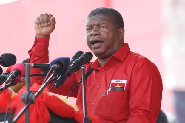 Resultado de imagem para Novo presidente angolano João Lourenço